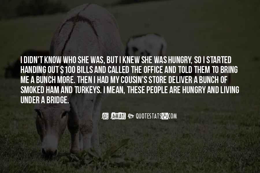Quotes About Under The Bridge #1725452