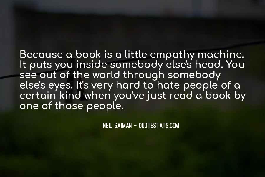 Quotes About Somebody You Hate #1172426