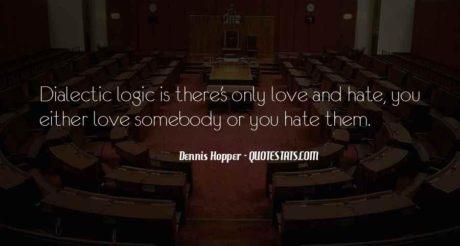 Quotes About Somebody You Hate #349600