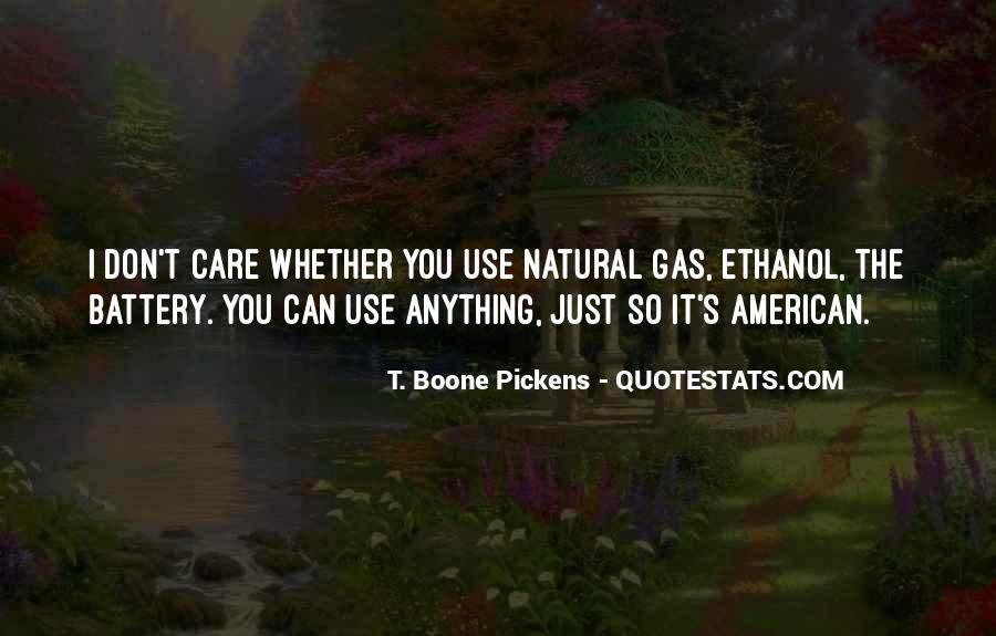 Ethanol's Quotes #1074805
