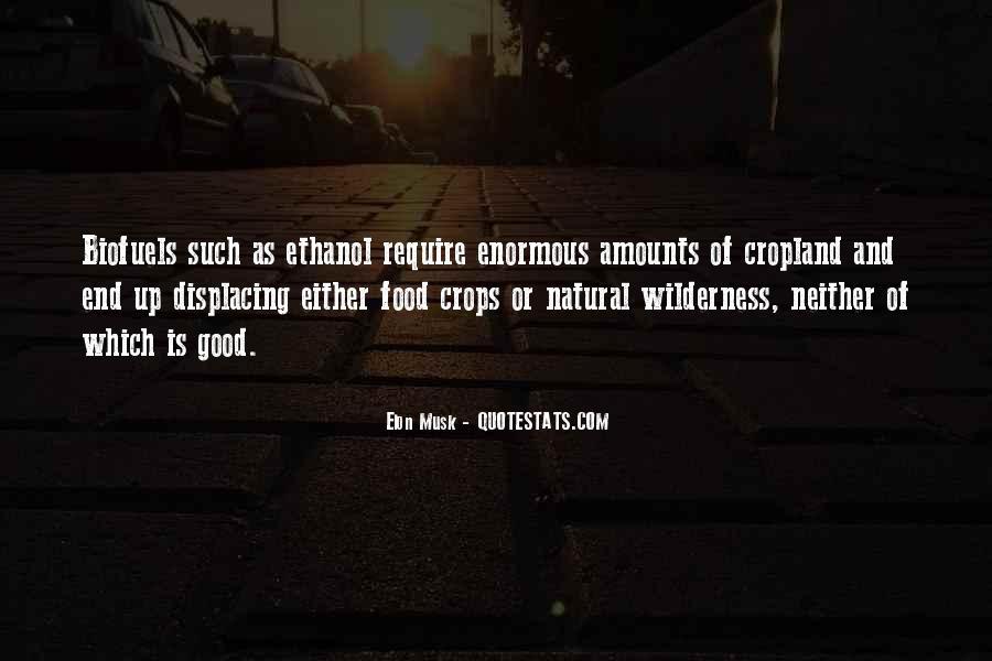Ethanol's Quotes #1871013