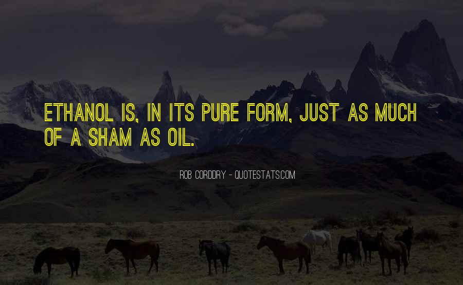 Ethanol's Quotes #295704