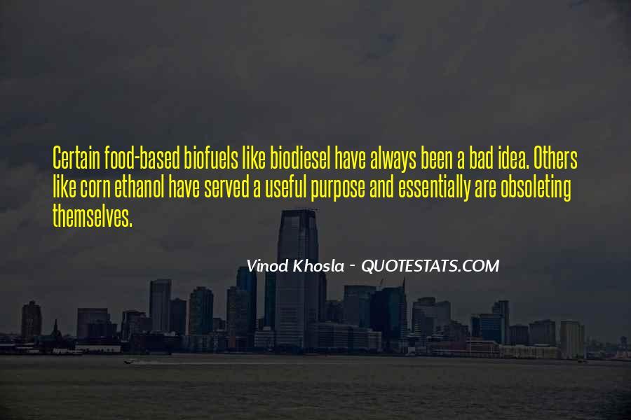 Ethanol's Quotes #307694