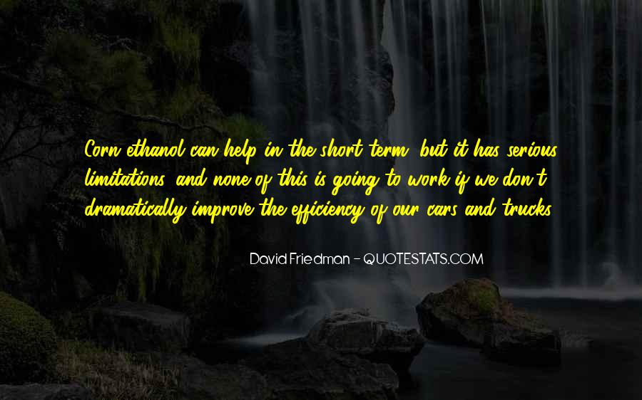 Ethanol's Quotes #507182