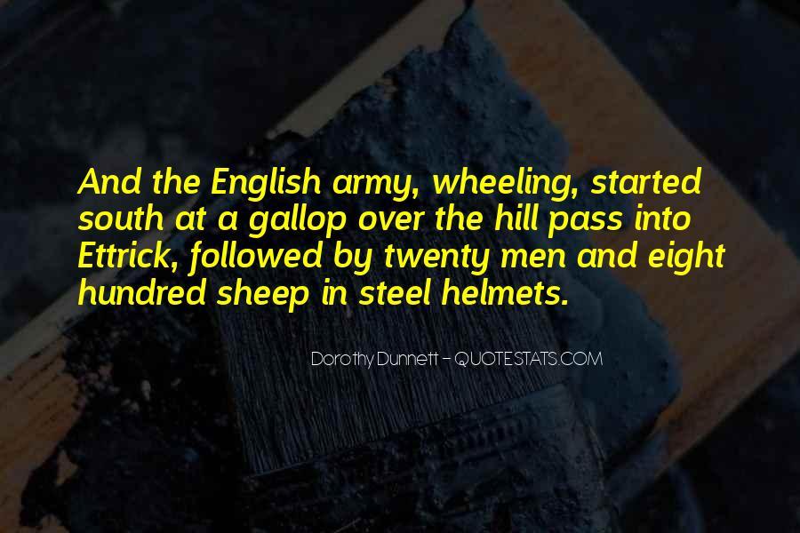 Ettrick Quotes #936258