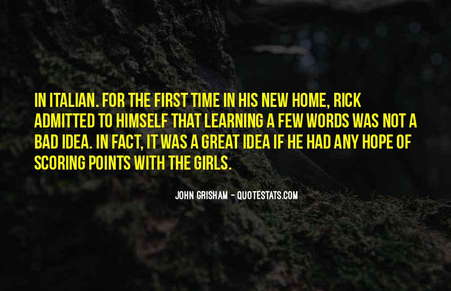 Quotes About Had A Great Time #277577