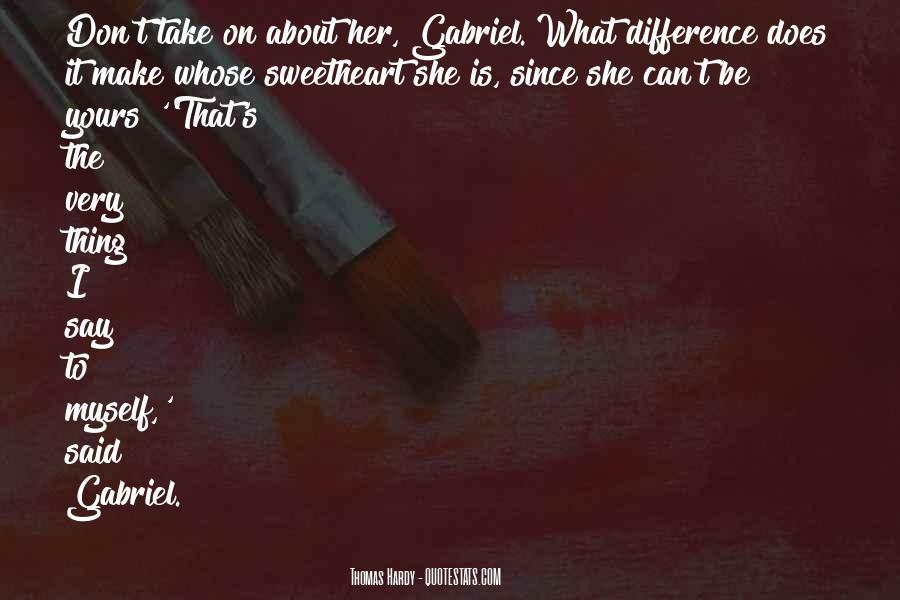 Everdene Quotes #1581227