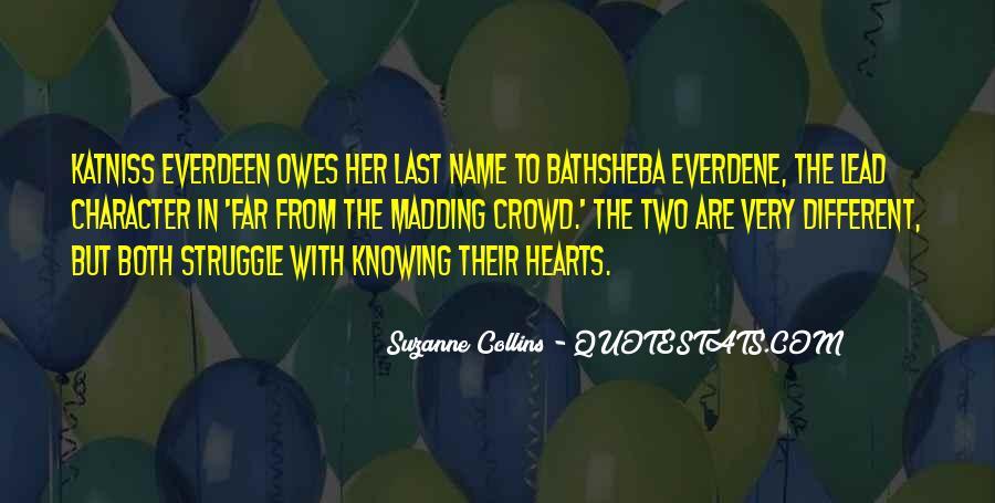 Everdene Quotes #370406