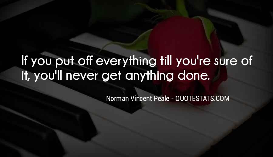 Everything'll Quotes #139483