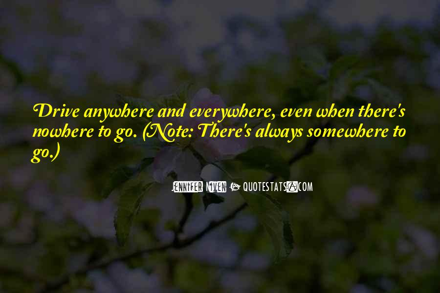 Everywhere's Quotes #180838
