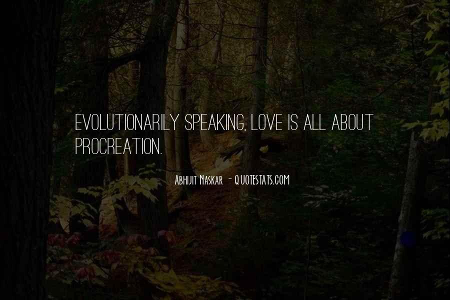 Evolutionarily Quotes #673625