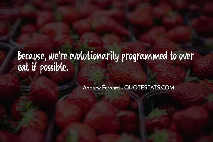 Evolutionarily Quotes #947195