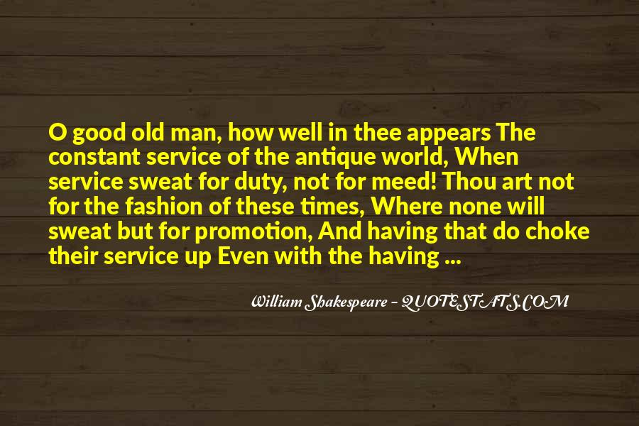 Quotes About Good Old Times #1185869
