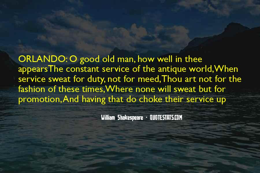 Quotes About Good Old Times #1213123