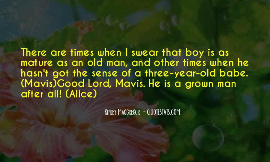 Quotes About Good Old Times #734053