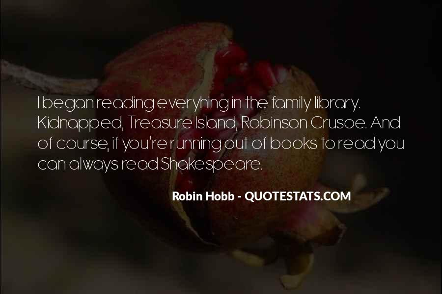 Quotes About Reading And Family #1223919