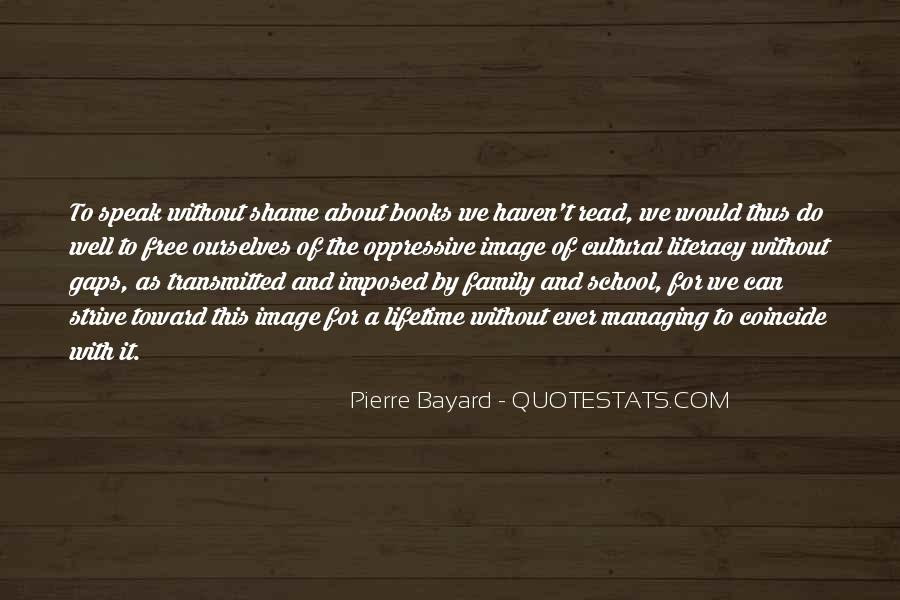 Quotes About Reading And Family #1427647