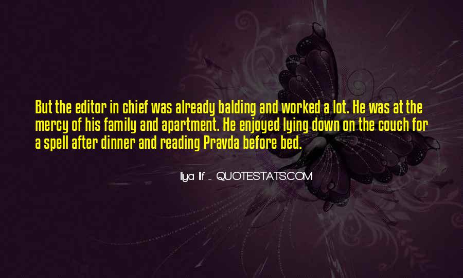 Quotes About Reading And Family #1741492