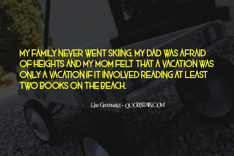 Quotes About Reading And Family #1789964