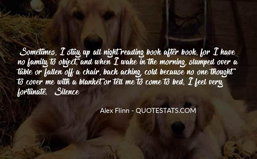 Quotes About Reading And Family #186893