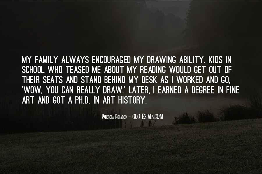 Quotes About Reading And Family #259395