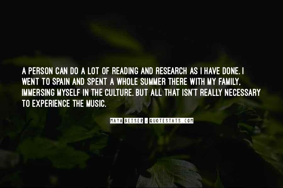 Quotes About Reading And Family #656321