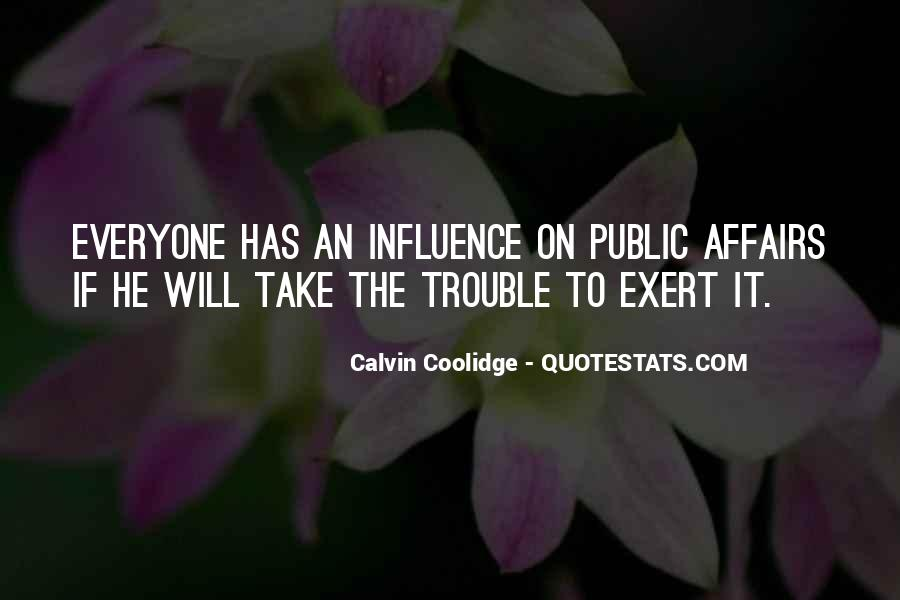 Exert Quotes #228339