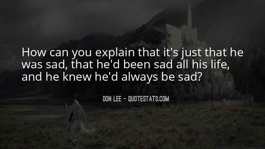 Explain'd Quotes #143171