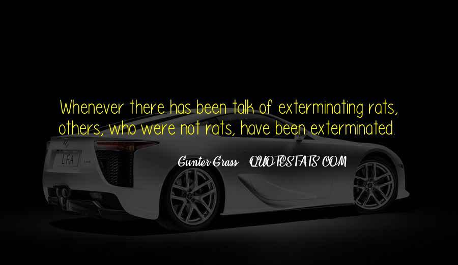 Exterminating Quotes #247519