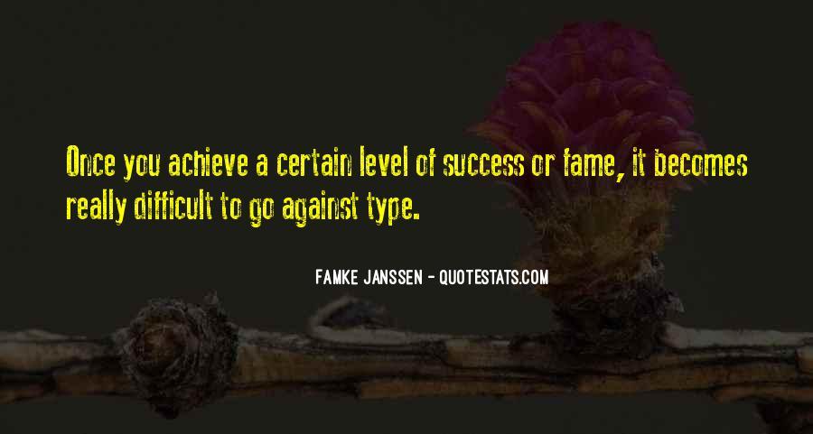 Famke Quotes #1135320