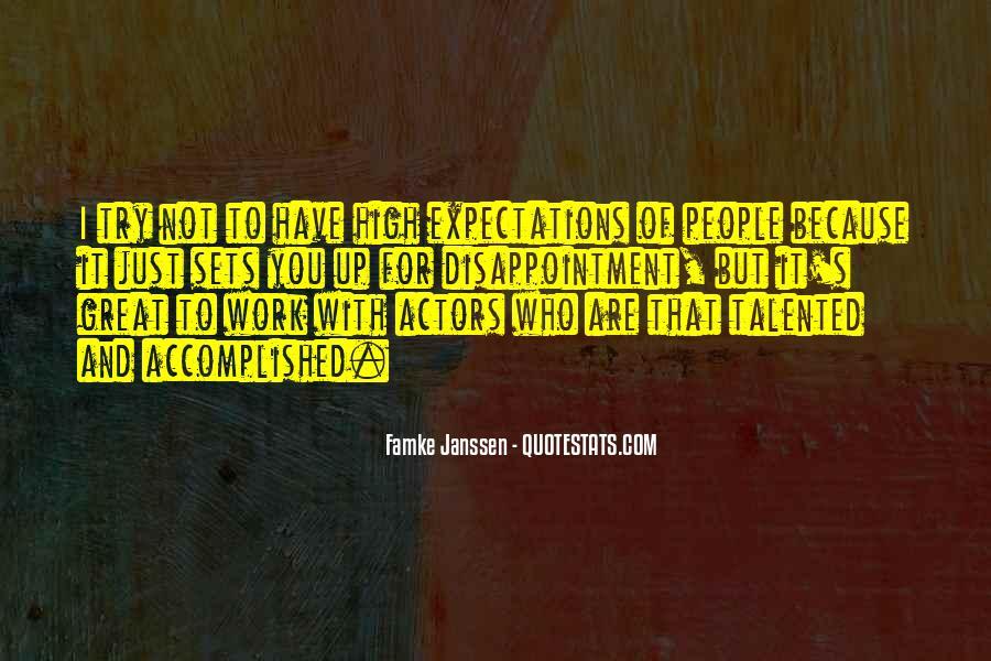 Famke Quotes #1233394