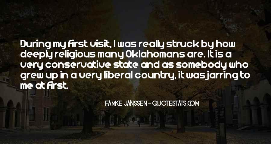 Famke Quotes #1781823