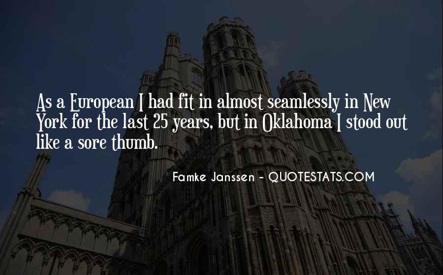 Famke Quotes #205987