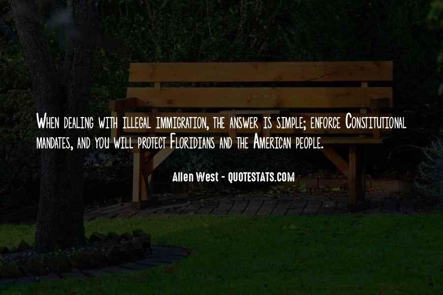 Quotes About The American West #1054511