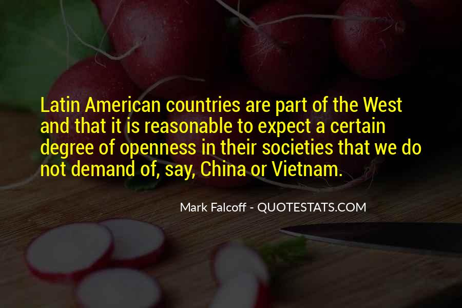 Quotes About The American West #107660