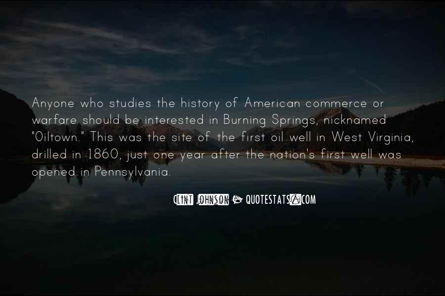 Quotes About The American West #1224819