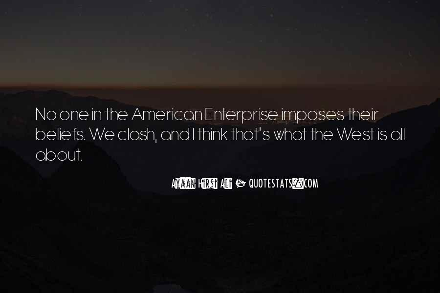 Quotes About The American West #1388251
