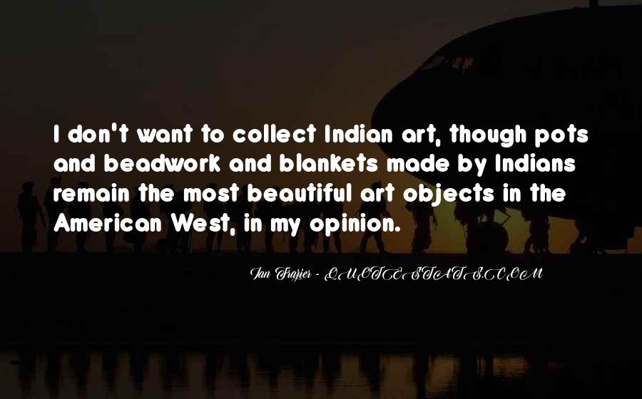 Quotes About The American West #1394017