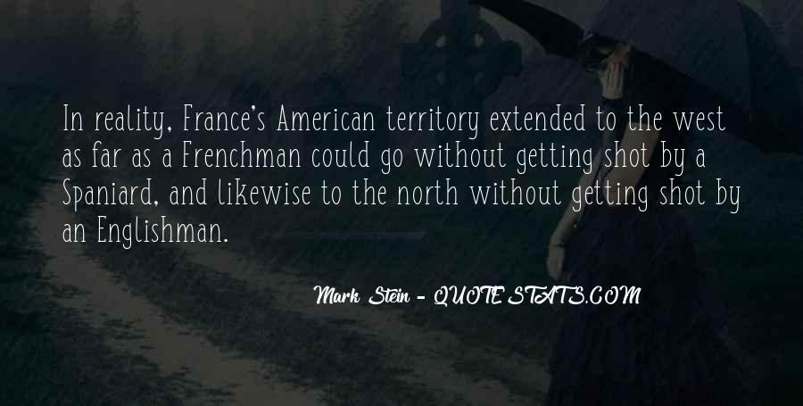 Quotes About The American West #1449097
