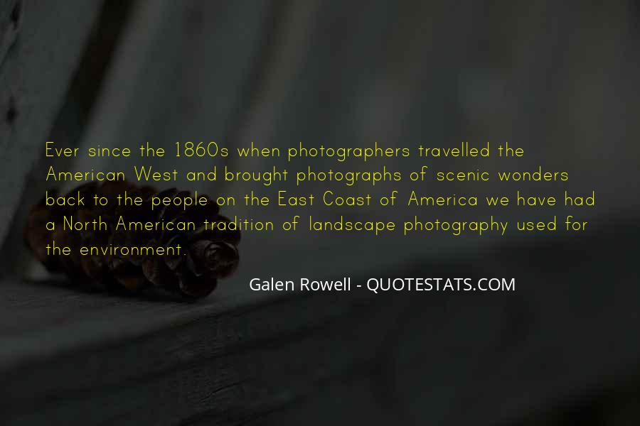 Quotes About The American West #1475906