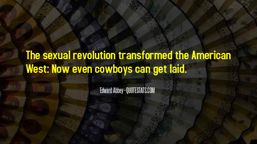 Quotes About The American West #1515798