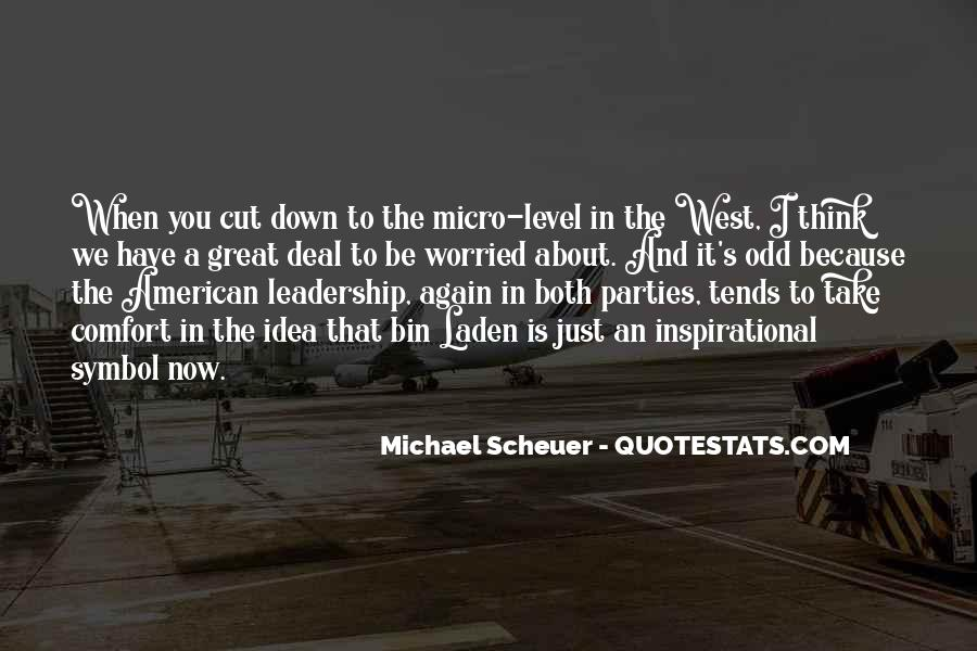 Quotes About The American West #1605283