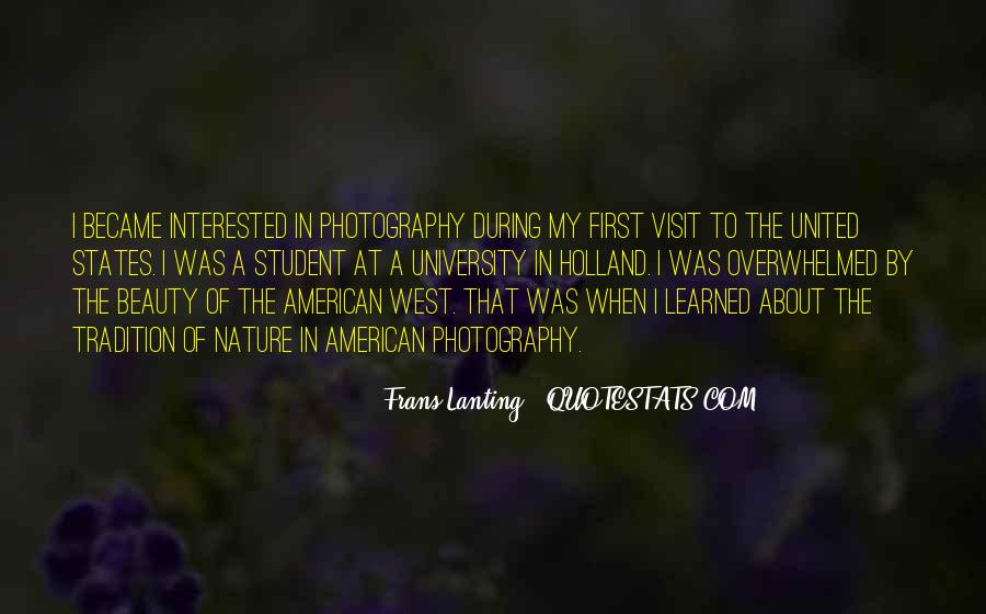 Quotes About The American West #1743504