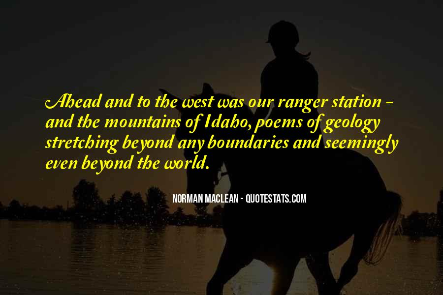 Quotes About The American West #240274