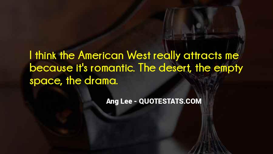 Quotes About The American West #797880