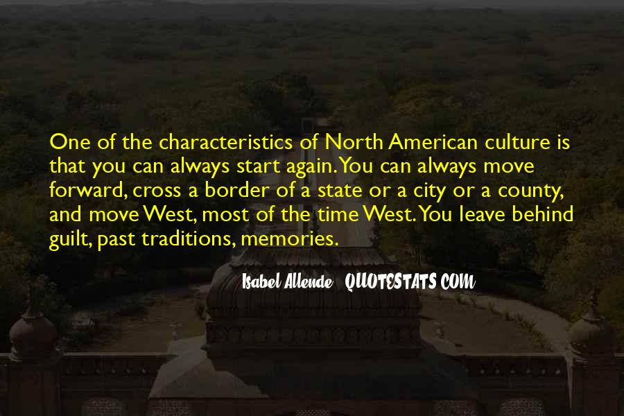Quotes About The American West #988408