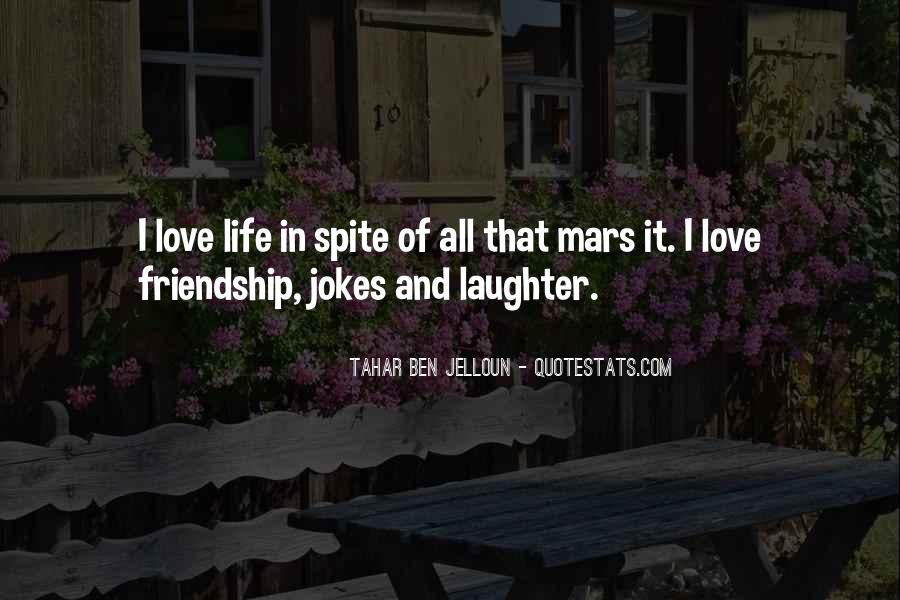 Quotes About Spite And Love #1844452
