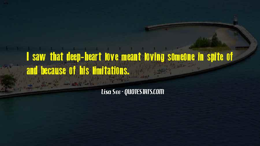 Quotes About Spite And Love #654671