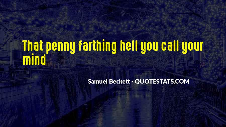 Farthing's Quotes #1419578
