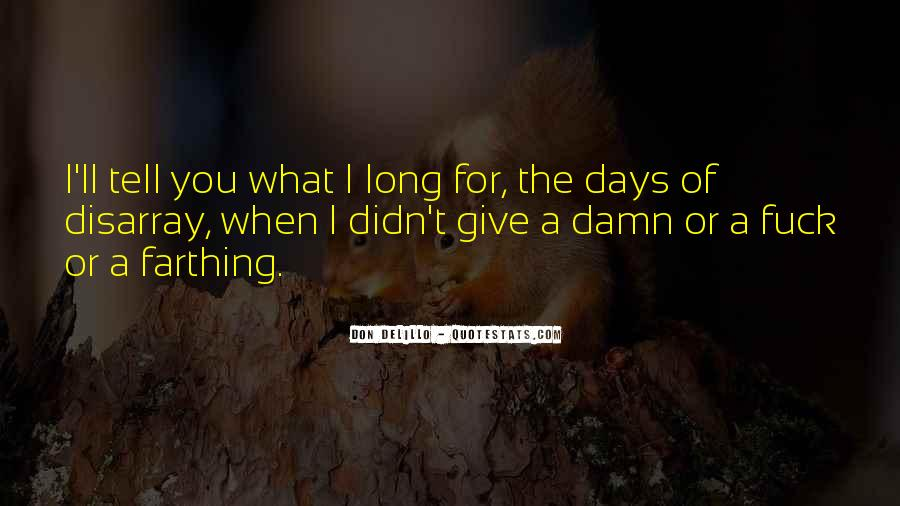 Farthing's Quotes #521530
